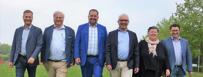 College van Burgemeester en Schepenen vanaf 2019